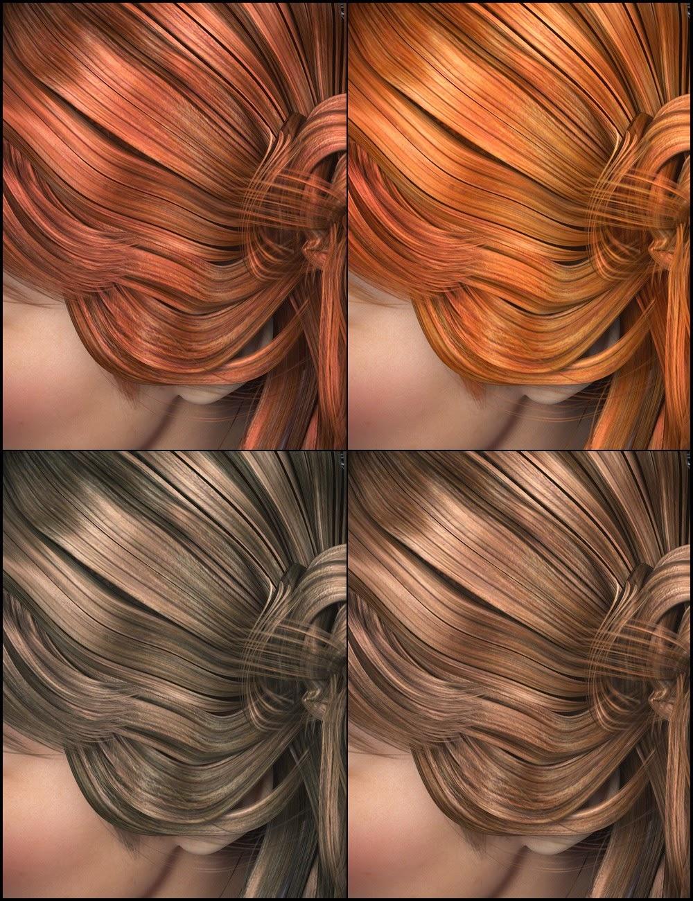 Couleurs pour cheveux Innocent