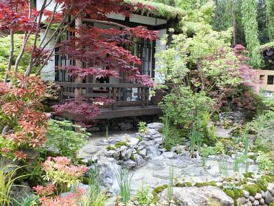 An Alcove (Tokonoma) Garden
