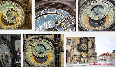 Peringatan Hari Jadi Jam Astronomi Praha