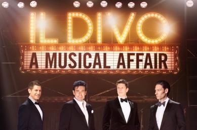 Arquima a musical affair novo lbum de il divo - Il divo bring him home ...