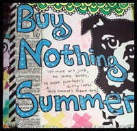 Buy Nothing Summer