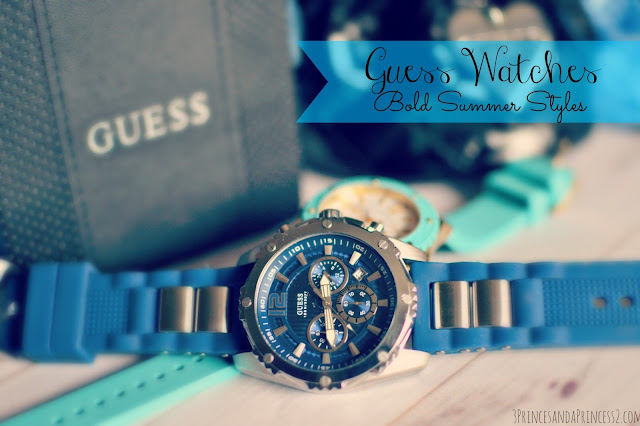 Guess, Timepiece