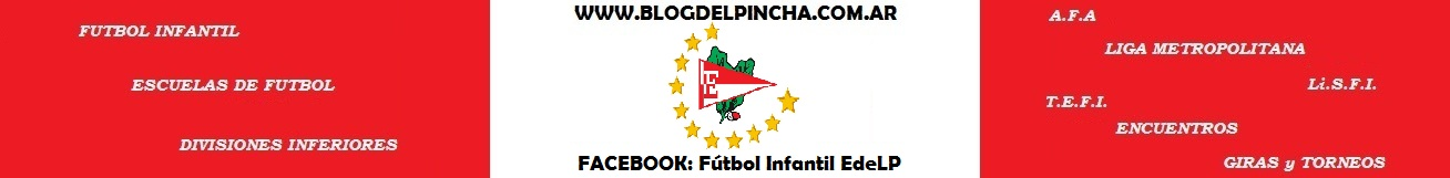Estudiantes de La Plata  (Ftbol Infantil - Escuela de Ftbol)