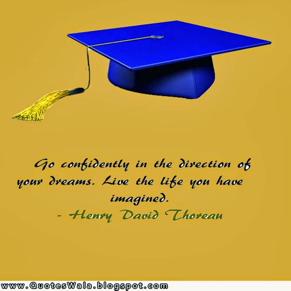 Graduation Quotes Daily Quotes At QuotesWala