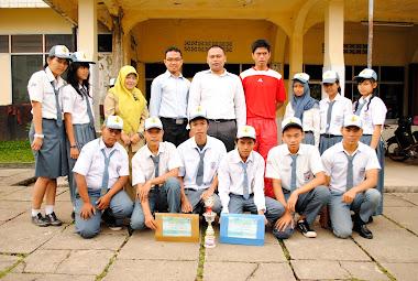 Juara 2 lomba mading  se - provinsi sumatra selatan
