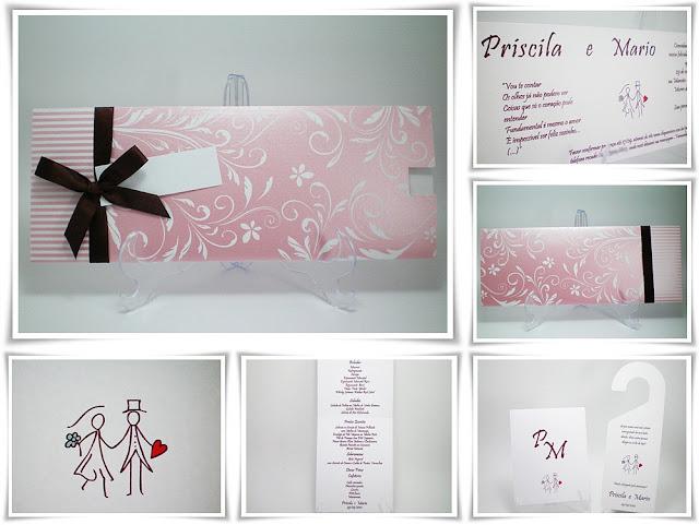Casamento de Priscila e Mario, Modelo Daniela 40.