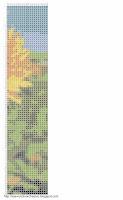 Схема вышивки подсолнухи в символах