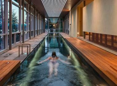 Fotos de piscinas planos de piscina de casa - Casas con piscina interior ...