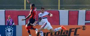 Vitória 2 x 0 São Paulo: Veja os gols