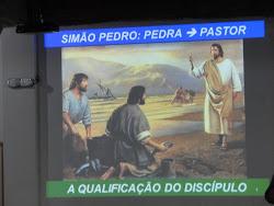 Dairson Gonçalves, Coordenador do Setor da Mediunidade da FERGS profere palestra em Capão da Canoa