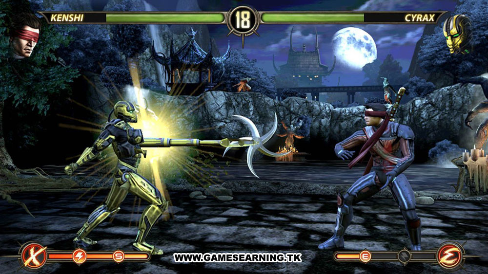 kombat fighters game free