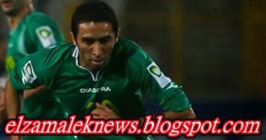محمود شاكر عبدالفتاح ظهير أيسر المصري البورسعيدي