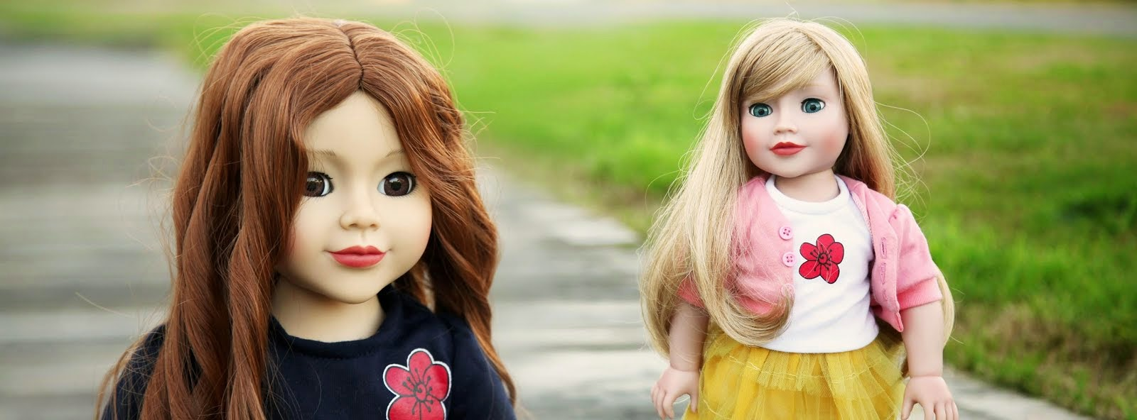 Sisterhood in Town Doll Give Away