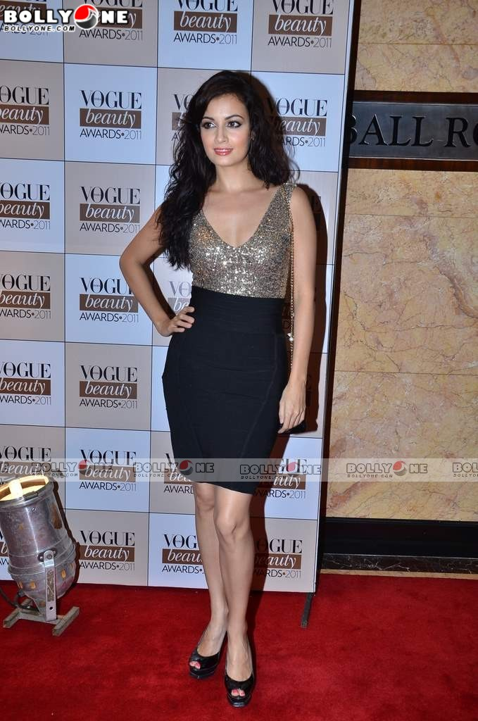 Dia Mirza at Vogue Beauty Awards