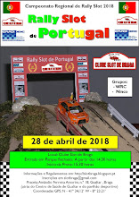 Rally Slot de Portugal 2018