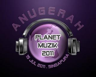 Anugerah Planet Muzik 2011, APM2011