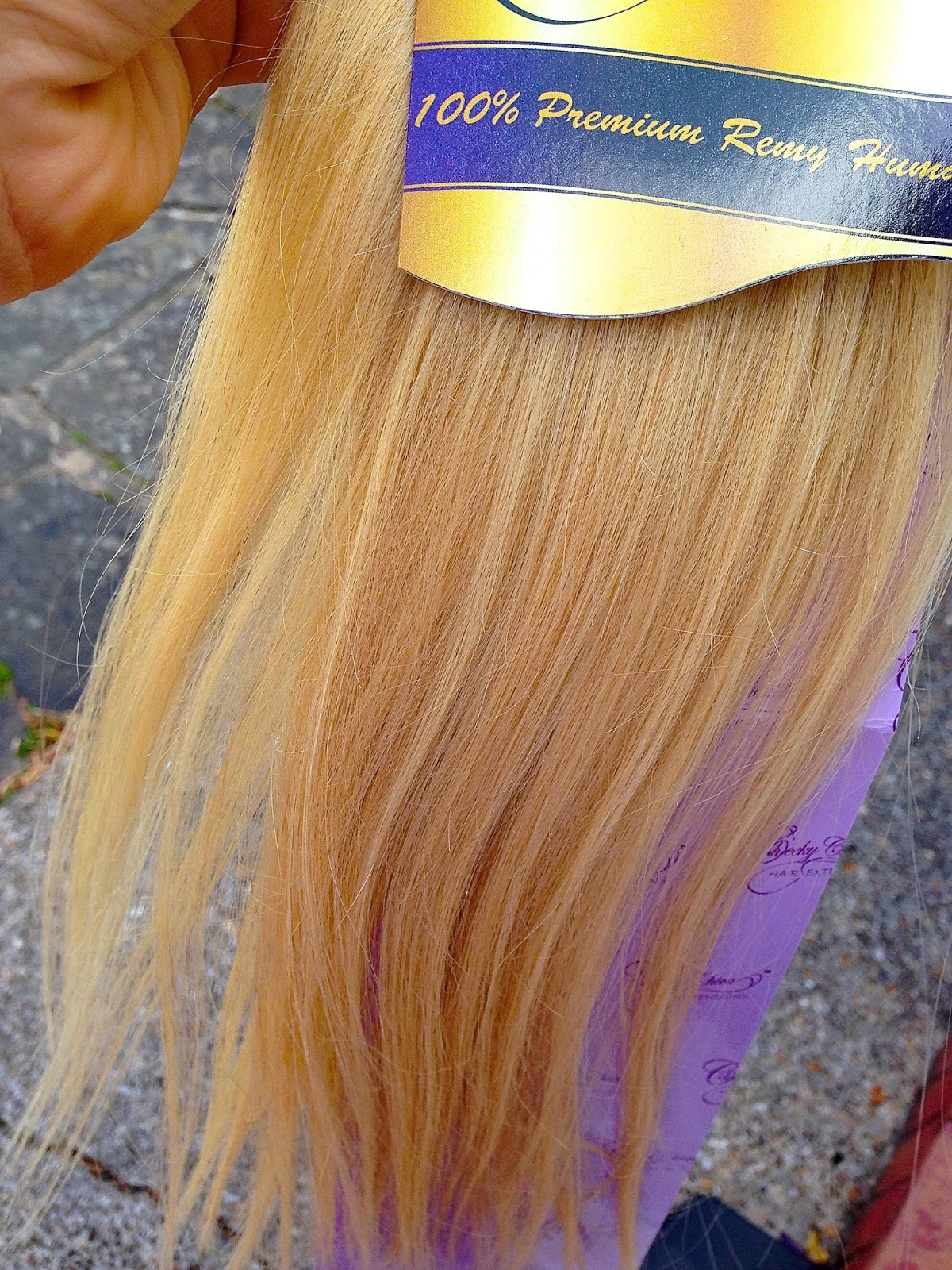 first came across this brand of hair extensions after reading a