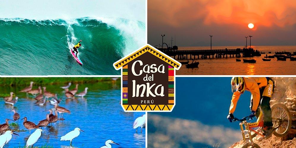 HOTEL CASA DEL INKA PERÚ - Hotel en Chorrillos Lima Perú