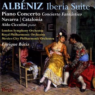 ALBENIZ, I. - Iberia, Navarra & Piano Concerto No. 1, Concierto fantastico
