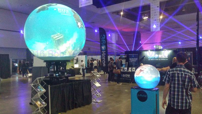 2016 Virtual Reality LA Expo