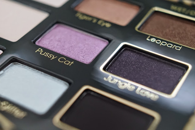 too faced cat eyes palette swatch