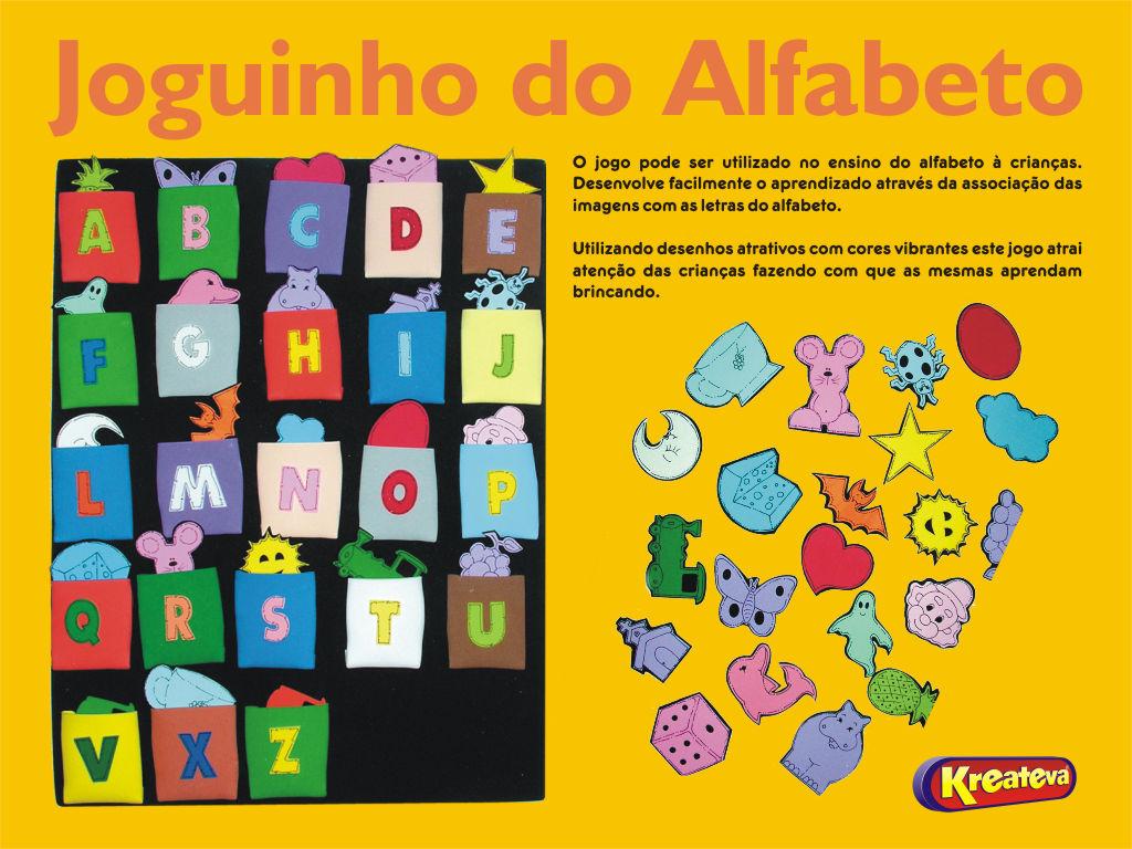 Extremamente No Mundo da Infância: O Alfabeto na Educação Infantil WE45