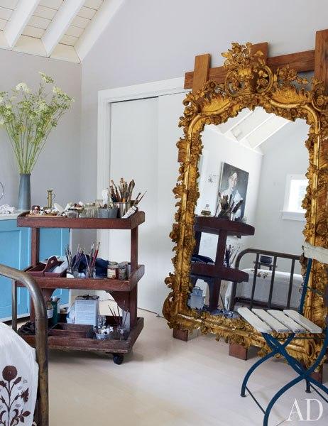 espejo de grandes dimensiones