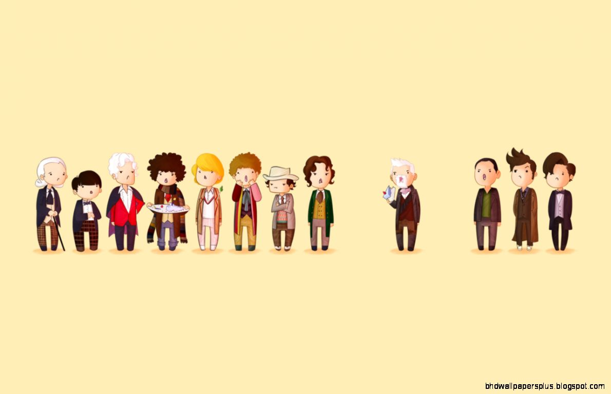 Blizarro by Doctor Who 50th Wallpaper