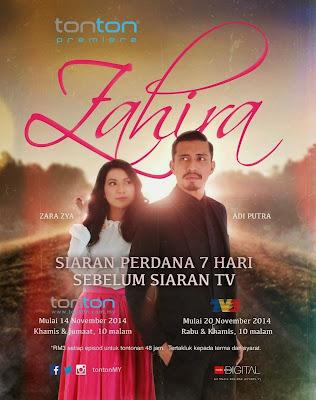 Zahira Slot Drama baru Samarinda
