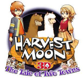 Guias de Harvest Moon: The Tale Of Two Towns (DS e 3DS)