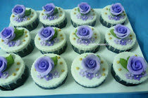 CUPCAKE FONDANT (12 &amp; 16 pcs)