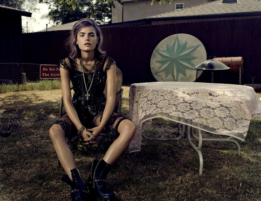 stripped and buffed.: Editorial : The Trailer Park Life on small town life, carnival life, beach life, trailer trash family, family life, bar life,
