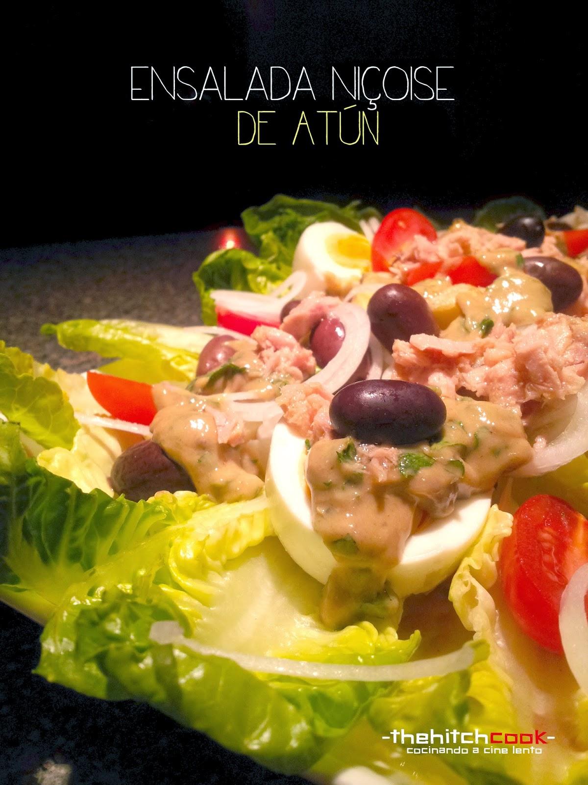 ensalada niçoise de atún afrancesados para ensaladas originales selección de recetas