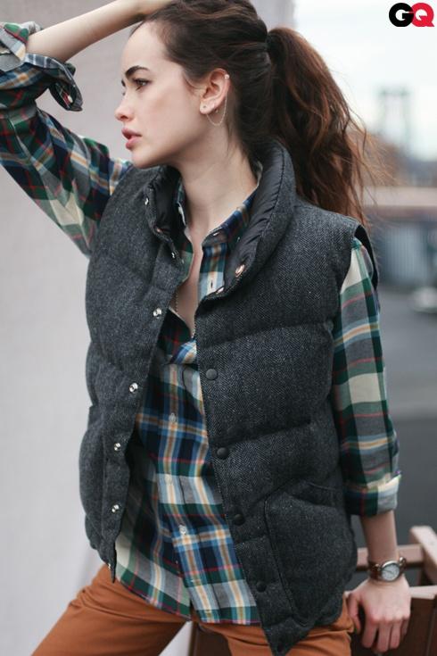 Men Puffer Jacket Fashion