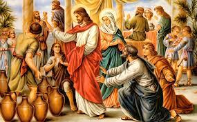 Yesus Menyatakan Diri-Nya dalam Pesta Pernikahan di Kana