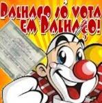 PALHAÇO SÓ VOTA EM PALHAÇO!
