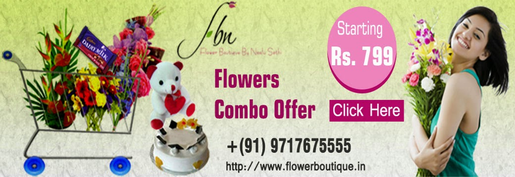 Flower Boutique - Online Flower Delivery in India