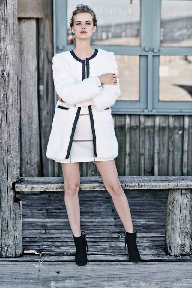 Moda otoño invierno 2015 vestidos Paula cahen D'Anvers otoño invierno 2015.