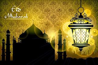 Eid Mubarak - Idul Adha Wallpaper 2014