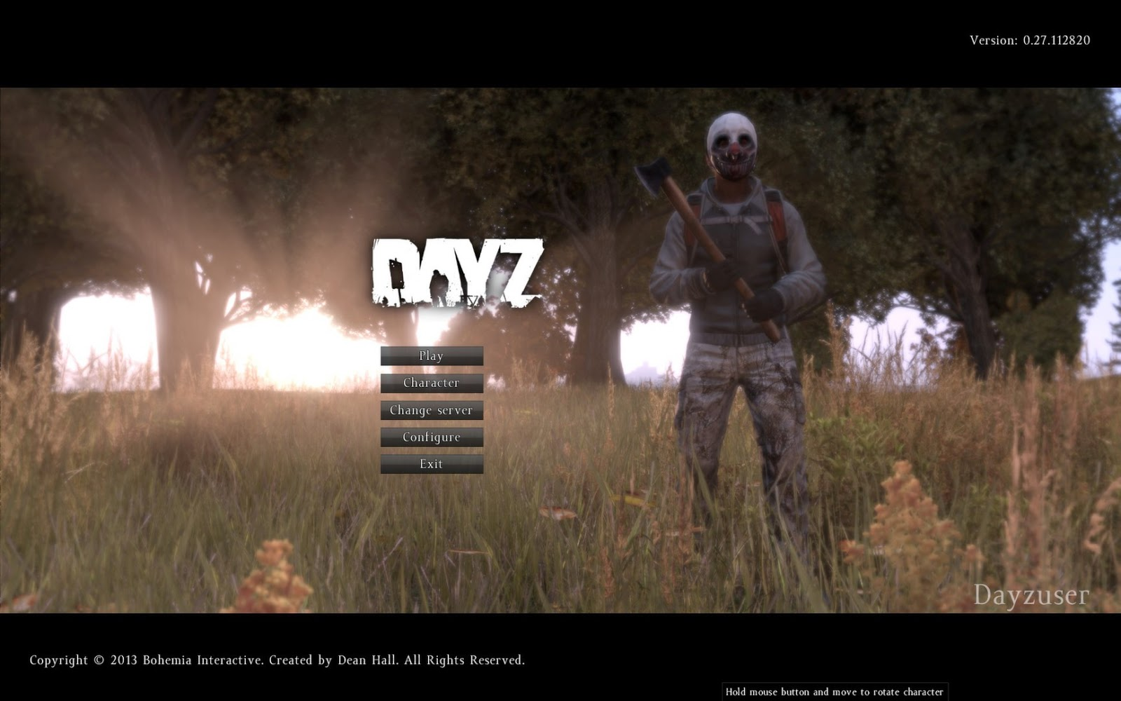 dayz standalone hacks