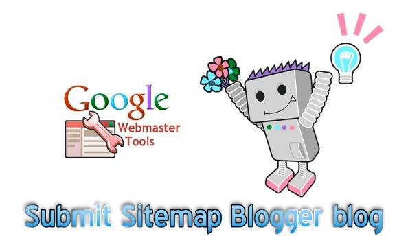 google-sitemap-submit-blogger-blog