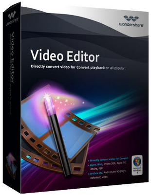 Wondershare Video Editor 3.1.3.0 full version