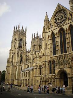 Tempat Wisata Di Inggris - York Minster