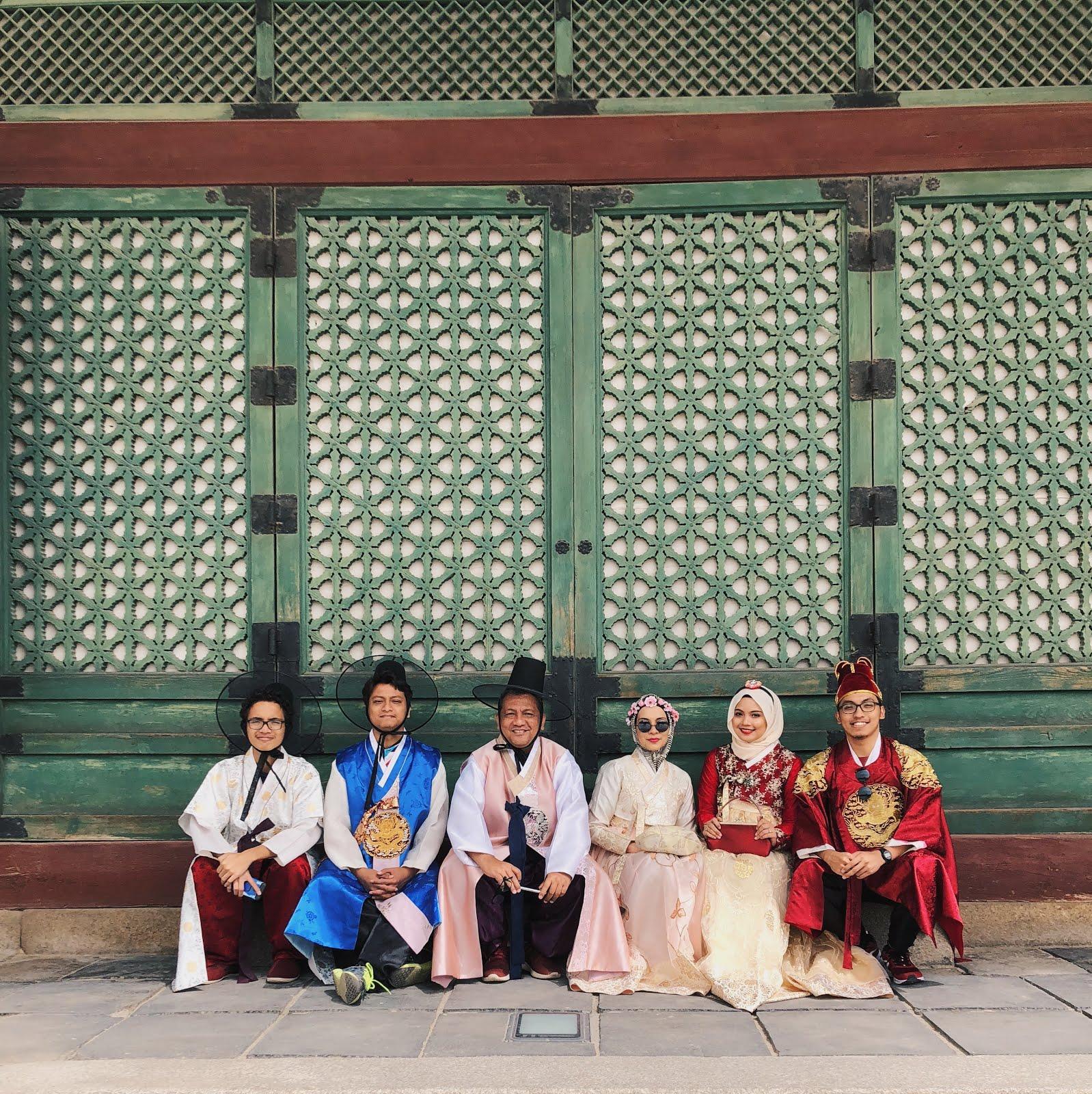 Bercuti Di Korea Selatan
