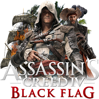 assassins creed iv black flag logo Assassin's Creed IV: Black Flag   Logo, Trailer, and Concept Art