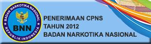 Penerimaan CPNS BNN 2012