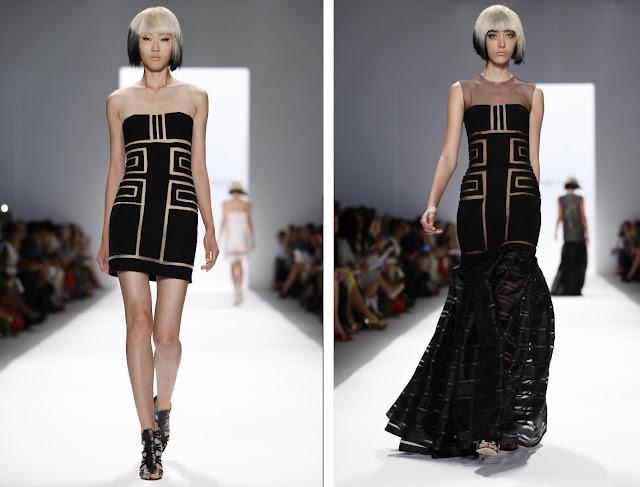 Carmen Marc Valvo @ New York Fashion Week SS14