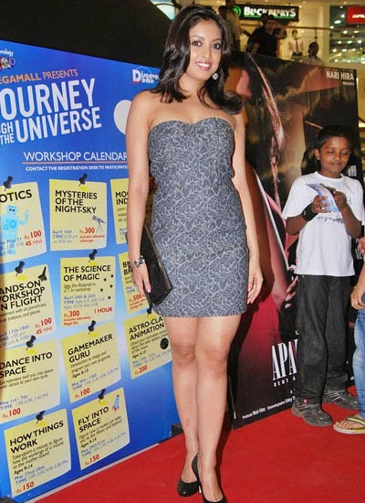Hot and Sizzling HD Wallpapers of Tanushree Dutta