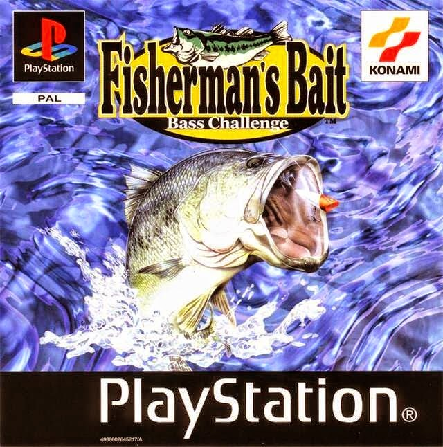 Fisherman's Bait 2 PS1 For PC