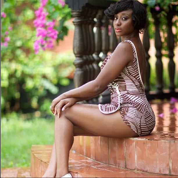 Star Actress, Ini Edo In Sexy New Photo